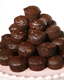 Image of Allergen-Free Brownies, Martha Stewart