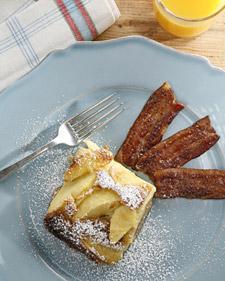 Image of Apple Puffed Pancake, Martha Stewart