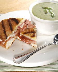 Image of Asparagus Soup, Martha Stewart