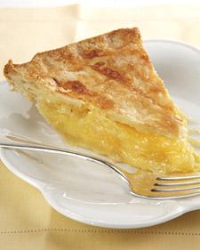 Шейкер Лимонный пирог