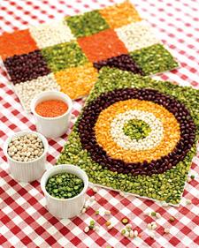 Magical Beans Mosaic