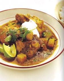 Image of Chicken Curry, Martha Stewart