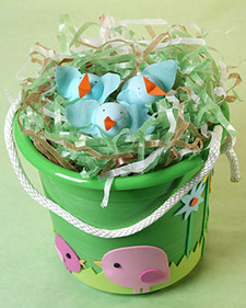148 mellos discover fun easy easter crafts for kids on family fun with dozens of simple easter art colorful homemade baskets perfect for filling with goodies negle Image collections