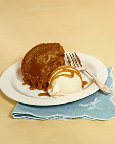 Image of Apple Spice Cake, Martha Stewart