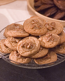 Image of Aunt Mary Dillon's Praline Cookies, Martha Stewart