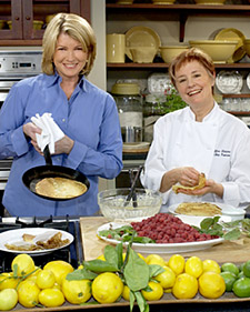 Image of Alice's Crepes, Martha Stewart