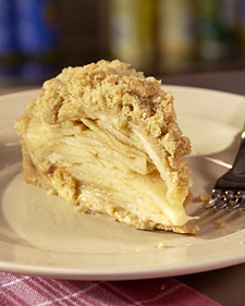 Image of Apple Pie Cake, Martha Stewart