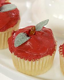 Image of Apple Cupcakes, Martha Stewart