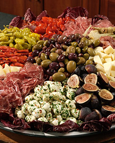 Image of Antipasto, Martha Stewart