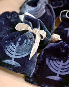 Hanukkah Gelt Bag