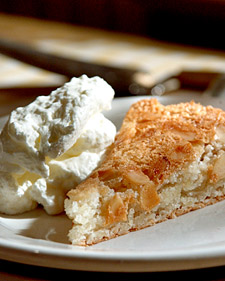 Image of Almond Torte, Martha Stewart
