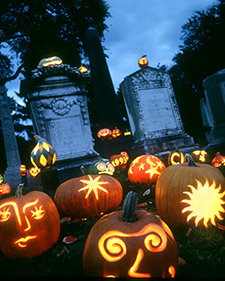 Rogues' Gallery of Pumpkins
