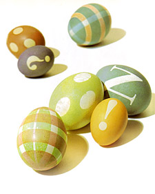 modern Easter ideas