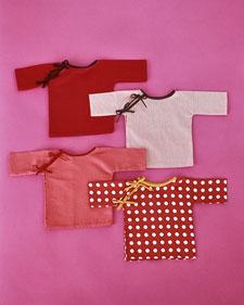 Baby Kimonos