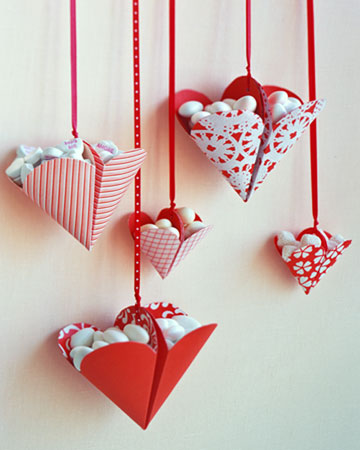 Valentine's Day Crafts paper folding  printable valentine's day kids crafts