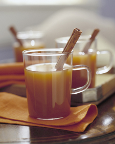 Image of Apple Pie-Spiced Cider, Martha Stewart