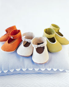 DIY, DIY baby shoes, DIY-girl-shoes