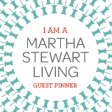 Martha Stewart Guest Pinner
