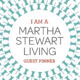 Martha Stewart Guest Pinner