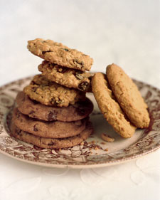 Image of Alexis's Brown Sugar Chocolate Chip Cookies, Martha Stewart