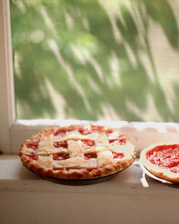 Sour cherry pie recipes