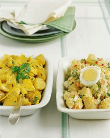 Image of All-American Potato Salad, Martha Stewart
