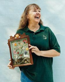 Shell Games | Martha Stewart Helen Ramsey Kansas